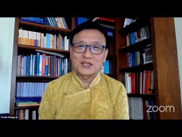 Тендзин Вангьял Ринпоче. Урок 2.
