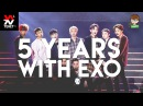 5YearsWithEXO | EXO Daesangs Compilation