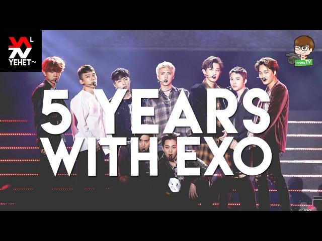 5YearsWithEXO   EXO Daesangs Compilation