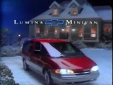 1995 Chevrolet Lumina Minivan TVC