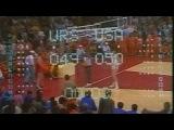 Один из самых драматичных эпизодов Олимпиады в Мюнхене (1972) в финальном матче по ...