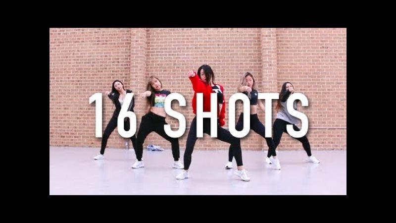 Stefflon Don 16 Shots iMISS CHOREOGRAPHY @ IMI DANCE STUDIO