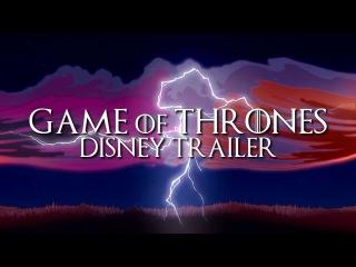 Диснеевский трейлер 7 сезона «Игры престолов»