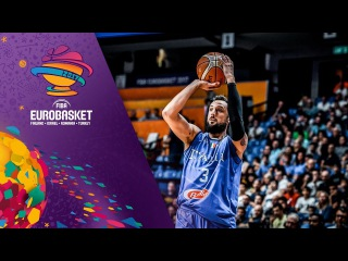 Ukraine v Italy - Highlights - FIBA EuroBasket 2017