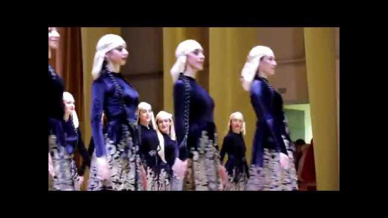 Дружба народов - Убыхский танец