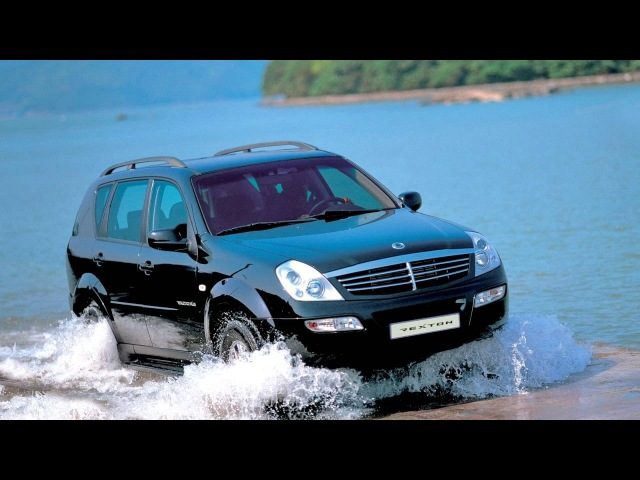 SsangYong Rexton Y200 12 2003–03 2006