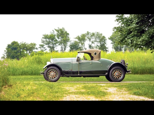 Marmon Model 34C Sport Speedster 1924