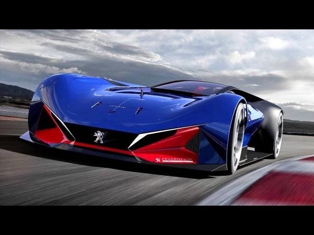 Peugeot L500 R HYbrid Concept 2016