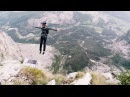 JUMPING OFF 5000ft MOUNTAIN! Italy 4K