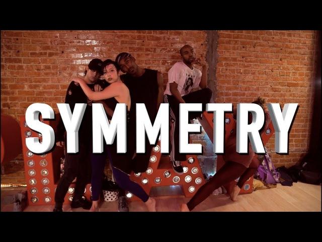 Symmetry by Wolfie   Brian Friedman Choreography   Playground LA   Choreo Alliance