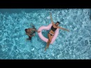 Cameron Dallas Alexis Ren Summer Pool 4K