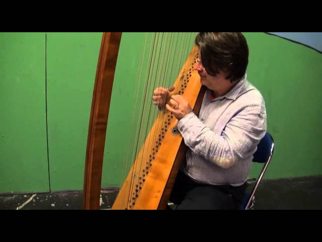 Introduction to Continuo for Italian baroque harp 1 Chord shapes