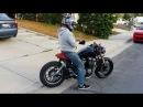 1983 Honda CB650 Nighthawk Cafe Racer