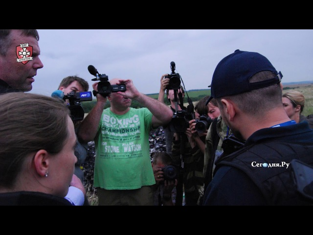BOEING MH-17.БОСХ В ДОНБАССЕ