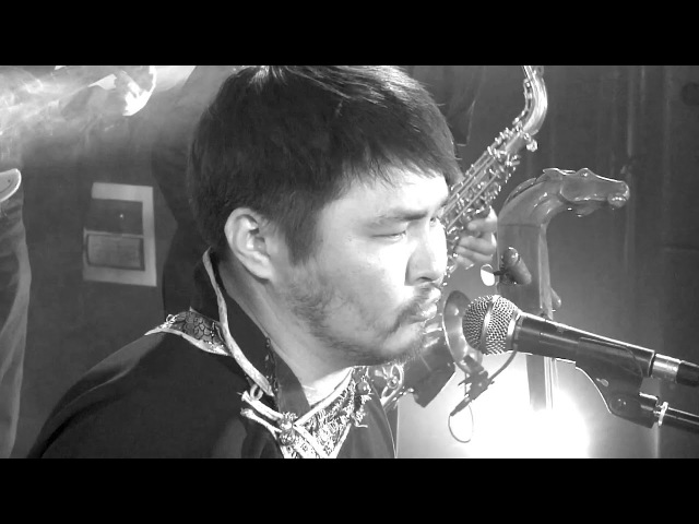 HARTYGA Agitator jazz throat singing