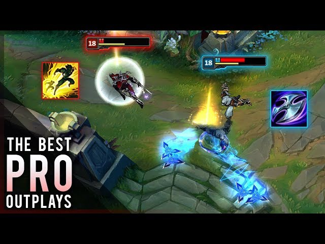 Top 10 Greatest Pro Outplays in League of Legends History