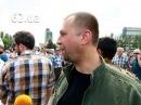 Митинг в Донецке 25 мая, 2014 г. с участием батальона «Восток»