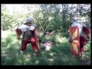 Тренировка римских легионеров / Roman legionnaires training , 2011 год