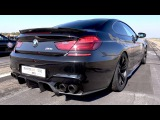 812HP BMW M6 F13 Horse Power Technics Stage 2+ Brutal Sounds!