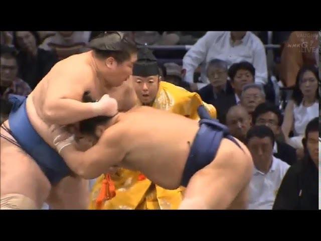 Sumo -Kyushu Basho 2017 Day 7, November 18th -大相撲九州場所2017年 7日目
