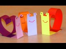 Valentine crafts for kids SNAIL FOR VALENTINE'S DAY Easy paper craft for kids