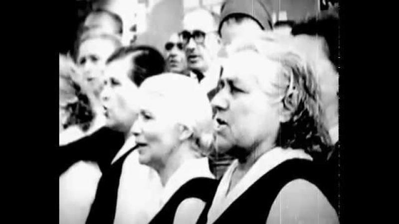 Фильм о хоре ветеранов - ' Голос сердца '