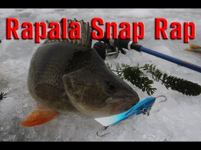 Балансиры Rapala Snap Rap. Обзор