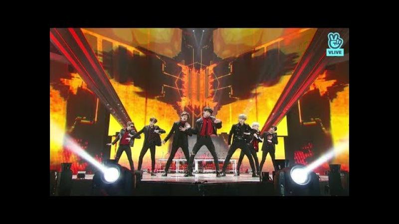 [BTS] Intro Mic Drop DNA @ 27th Seoul Music Awards (1080P)