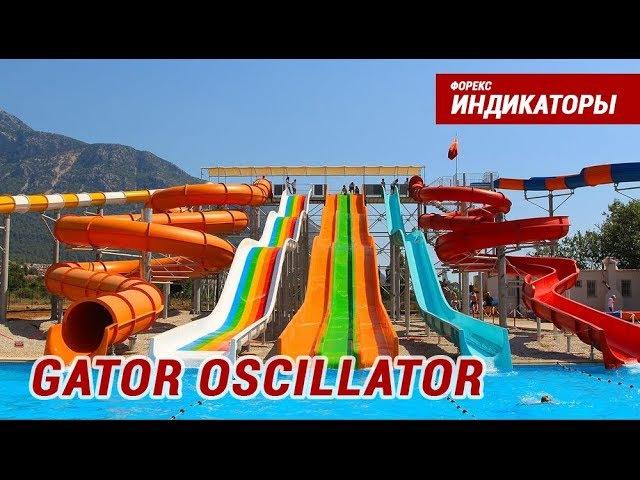 Индикаторы Форекс - Gator Oscillator | Подробный разбор