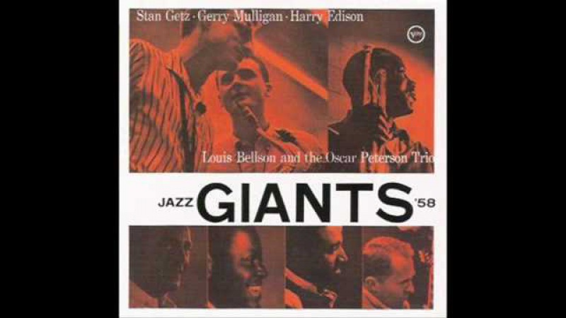 Stan Getz, Gerry Mulligan, Harrie Edison & Oscar Peterson Trio - When Your Lover Has Gone