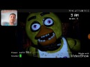 Five nights at freddy 2 Chica a galinha dos inferno Pedro