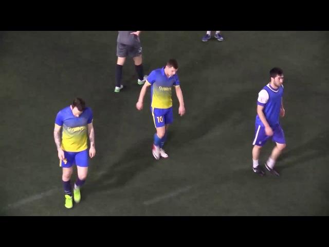 Легия - Оксфорд - 5-6 (полный матч)