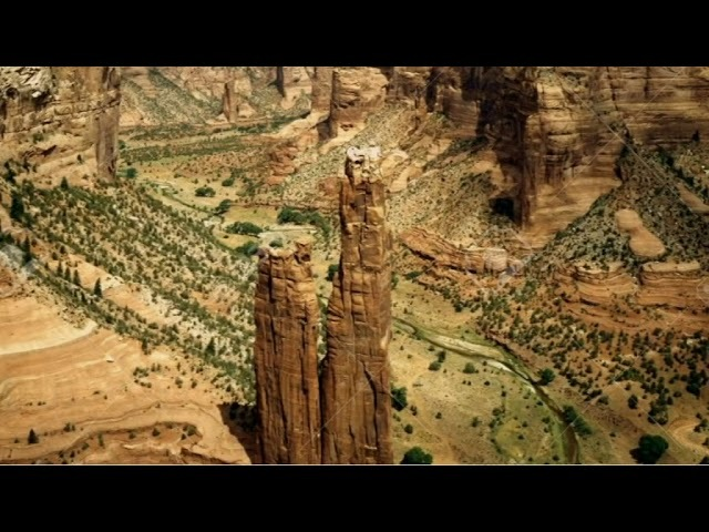 National Monument of Arizona Canyon de Chelly North America