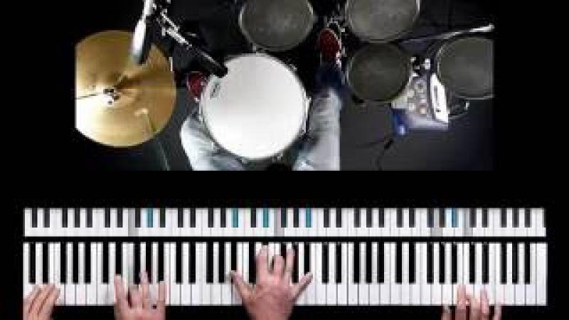 Pentatonic Dorian a love song Modal Jazz Rock Fusion Oliver Prehn Erik Frandsen