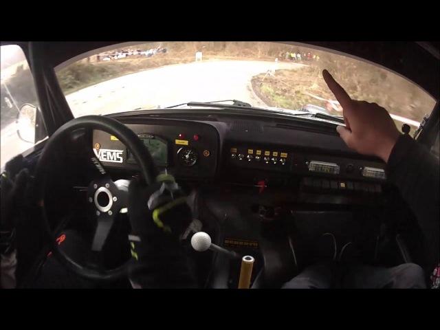 Korda Racing: ifj. Vizelli Károly Lada VFTS - Revo-Tec Rally onboard
