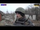 В Чернухино батальон Айдар открыл огонь по мирным жителям и журналистам во врем ...