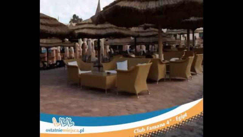 Club Faraana Sharm El Sheikh Egipt z
