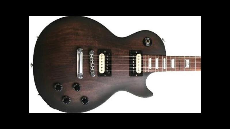 Bluesy Pop Rock   Guitar Backing Track Jam in D