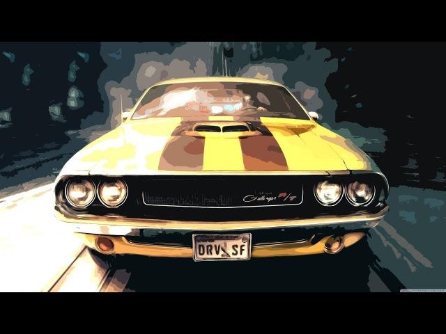 Driver san francisco fan trailer под русский рэп