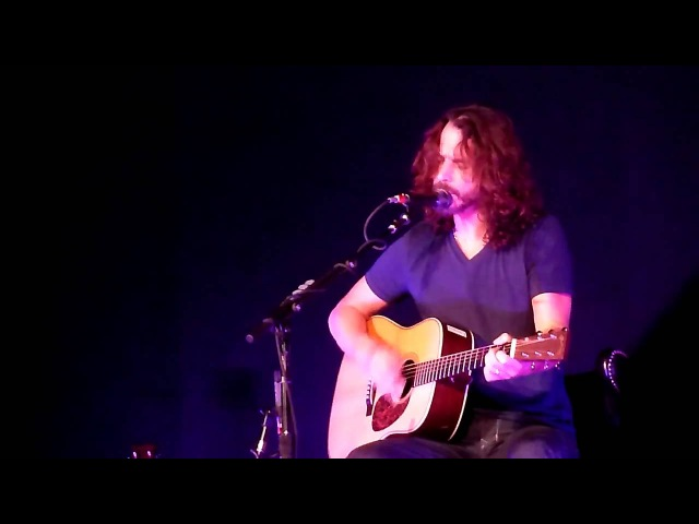 I Am The Highway - Chris Cornell Live in DC