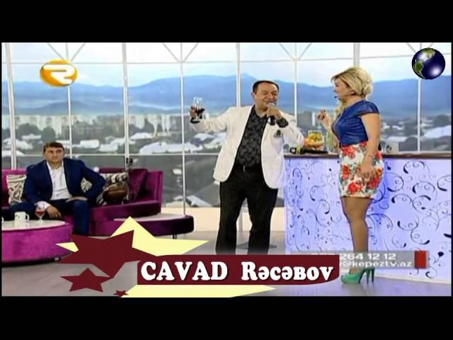 CAVAD Recebov - Tacşow verlişinin qonağı oldu - 21.04.2015