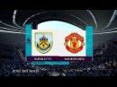 Burnley vs Manchester United | Debut Alexis Sanchez | Premier League