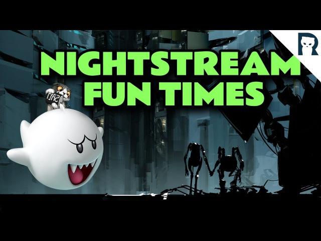Nightstream Fun Times - Lirik Stream Highlights 28