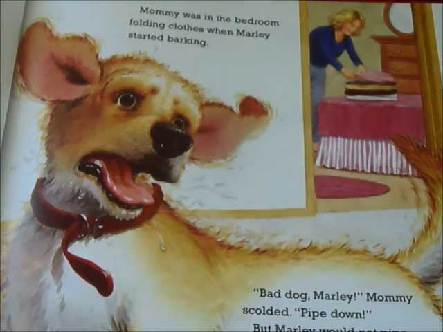 Maria Tortilla's Storytime: Bad Dog Marley by John Grogan