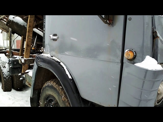 КАМАЗ 5320 обзор