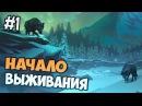 The Long Dark Прохождение На Русском - Выживание - Часть 1