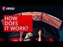 Як працює технологія SteelSeries GameSense у моніторах MSI серії MPG