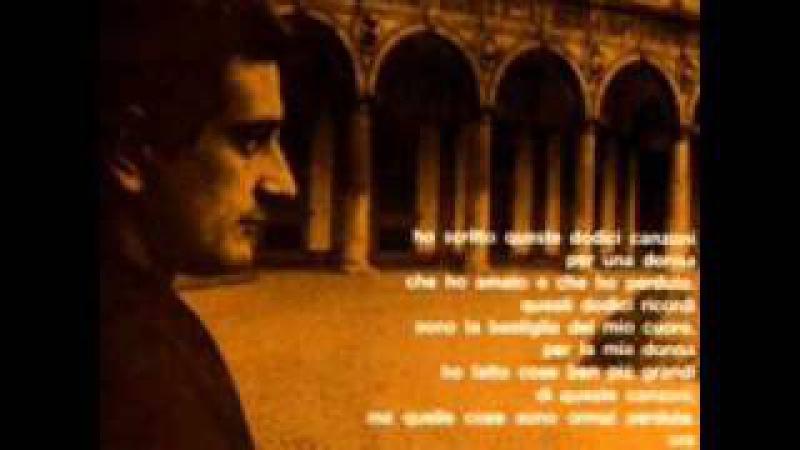 Piero Ciampi - La polvere si alza