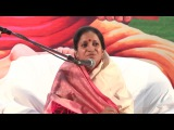 Pujashri Athmanadamayi Mathaji of Sushumna Kriya Yoga Foundation-Hybiz.tv