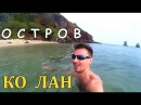 Плывём на остров Ко Лан. Обезьяний пляж. Подводный мир острова | Паттайя, Тайланд